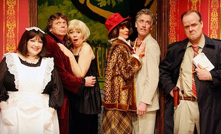 C$15 to See a Play Performance at Herongate Barn Theatre (Up to C$30 Value)