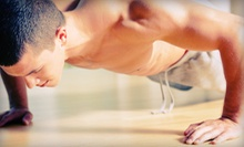 Four or Eight CrossFit Classes at Regenesis Health and Fitness (71% Off)