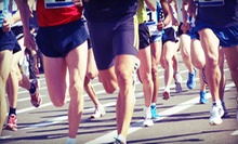 $27 for Entry to the UnitedHealthcare Jamestown Half Marathon from Eident Sports Marketing ($55 Value)