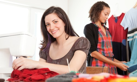Beginners' Sewing Class for One or Two at Cozy Quilt Shop (Up to 53% Off)