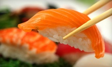 Japanese Cuisine and Sushi at Oishi Japanese Fusion (Half Off). Two Options Available.