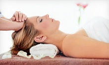One 60-, 90-, or 120-Minute Swedish or Deep-Tissue Massage at Naturally Tranquil (Half Off)