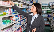 $8 for $15 Worth of Nutritional Supplements at Rx Care Pharmacy