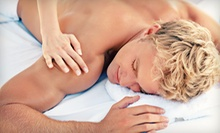 60-Minute Swedish or Deep-Tissue Massage at Soothe Massage Therapy in Clive (60% Off)