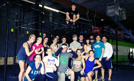 $39 for 12 Foundation Classes at NKC CrossFit ($120 Value)