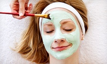 Spa Package, a Foot-Detox Treatment, or a Spa-Detox Package at Euphoria Day Spa and Hair Design (Up to 54% Off)