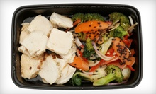 $10 for $20 Worth of Prepared Meals from My Healthy Meal