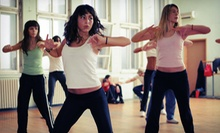 5 or 10 Zumba Classes at Personal Best (Up to 63% Off)