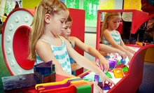 Visit for Two or Four at Kansas Children's Discovery Center (54% Off)
