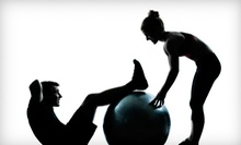 10 or 20 Fitness Classes, or One Month of Unlimited Fitness Classes at CrossTown Fitness (Up to 83% Off)