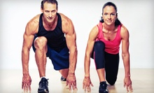 10 Zumba Classes or 8 Boot-Camp Classes from Beyond Limits (Up to 51% Off) 