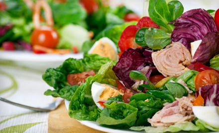 $6 for $12 Worth of Gourmet Sandwiches, Soups, and Salads at Better Lunch