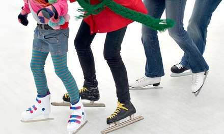 Ice-Skating Outing for Two or Four at The Ice Factory of Central Florida (Up to 42% Off)