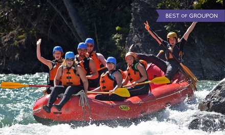 Kananaskis or Bow River Rafting Trip for One, Two, or Four from Canadian Rockies Adventure Centre (Up to 57% Off)