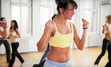 5, 10, or 15 Zumba Classes or One Month of Unlimited Kickboxing Classes at S.M.A. Karate (Up to 70% Off)
