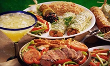 $30 Off Your Bill at Cancun Mexican Grill - Saint Johns. Two Options Available.