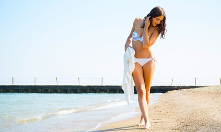 One or Three Brazilian Waxes at Beloved Boutique Spa (54% Off)