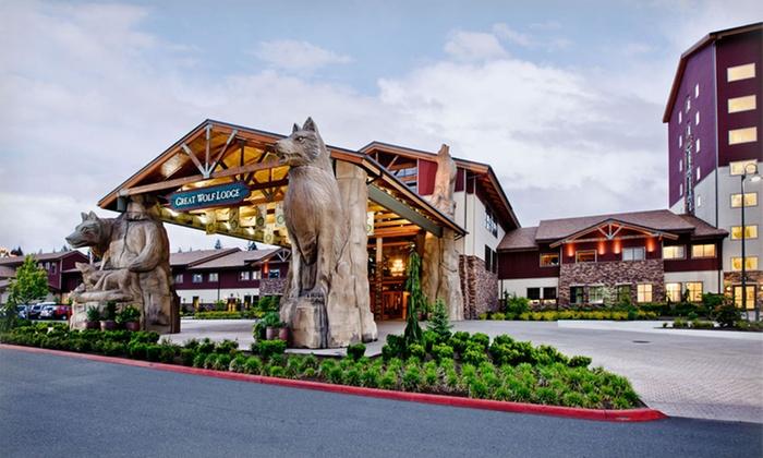 Hotels Near Great Wolf Lodge