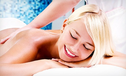 One or Two Swedish Massages or One Swedish Massage with Facial at The Skinologist (Up to 59% Off)
