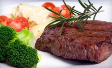 C$20 for C$40 Worth of Bistro Cuisine at Take Five Bistro