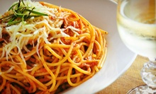 Italian Lunch or Italian Dinner with Optional Dessert at Marianna Ristorante (Up to 56% Off). Three Options Available.