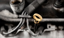 Nonsynthetic or Synthetic Oil-Change Package with Inspection or AC Service at Wiygul Automotive Clinic (Up to 81% Off)