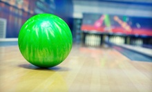 Bowling and Shoe Rental for 4 or 20 at Jeffery Lanes (Up to Half Off)