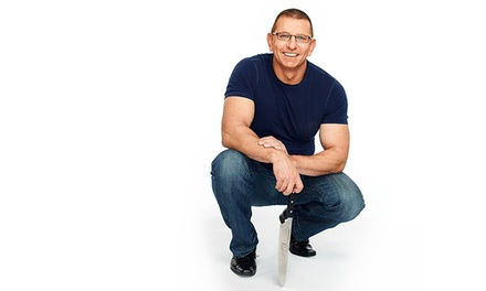 Chef Robert Irvine Live! at Rialto Square Theatre on Friday, October 10, at 8 p.m. (Up to 40% Off)
