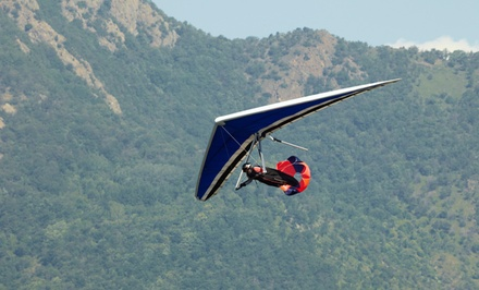 Introductory Hang-Gliding Lesson for One or Two with Fly Texas in Luling (Up to 54% Off)