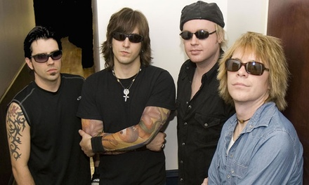 AC/DC Tribute or Bon Jovi Tribute at House of Blues on October 31 or January 3 (Up to 46% Off)