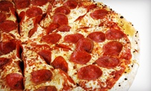 $15 for $32 Worth of Pizza and Italian Food at Vincent's Pizza