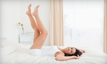 Six Laser Hair-Removal Treatments for a Small, Medium, or Large Area at Janelle MediSpa (Up to 94% Off)