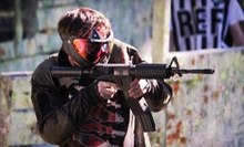Airsoft Package for 2, 4, 6, or 12 People at Panther (Up to 58% Off)