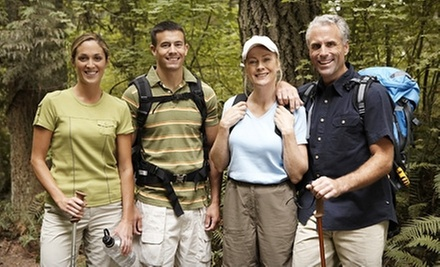 Hiking and Wine Tasting for Two or Four from Skywater Georgia Wine Hiking (Up to 57% Off)