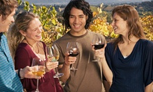 $142 for a Harvest Wine Tour Transportation for Up to Four from Voyager Executive Sedan Transportation ($284 Value)