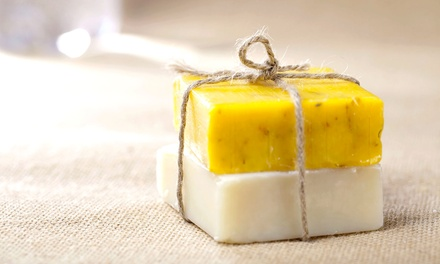 Soap- or Lotion-Making Workshop for One or Two at Soap & More (Up to 55% Off)