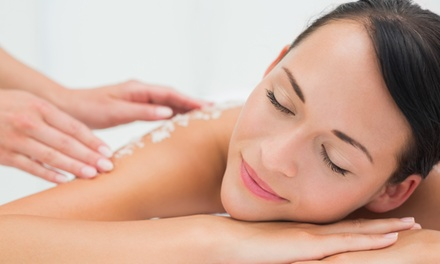 Massages and Foot or Body Scrubs at Healing Touch Therapy Spa (Up to 54% Off). Three Options Available.