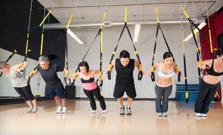$39 for Two Months of Unlimited TRX Fitness Classes at Flavor Fitness (Up to $78 Value)