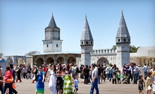 $12 for Two Adult Admission Passes to the Anatolian Cultures & Food Festival for May 16-19 (Up to $24 Value)