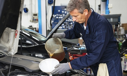 $79 for an Auto Service and Maintenance Package at AAMCO Transmissions ($350 Value)