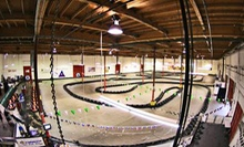Three Same-Day Go-Kart Races for Two or Four on Sunday–Friday at Fast Lap-Las Vegas (Up to 67% Off)