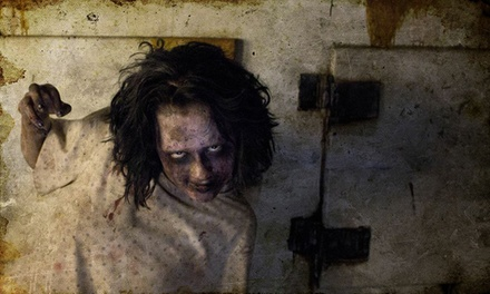 $22 for One Asylum Haunted House Fast Pass ($39 Value)