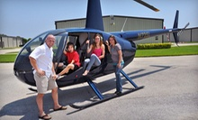 $148 for Helicopter Ride for Up to Three from Boca Raton Helicopters (Up to $297 Value)
