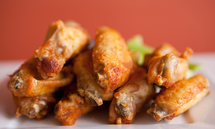 $12 for Three Groupons, Each Good for $7 Worth of Wings at Wing Tastic ($21 Value)