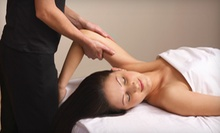 55- or 80-Minute Massage at Elements Therapeutic Massage (56% Off)