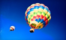 $329 for a Mother's Day Hot Air Balloon Flight Package for Two from Balloons Over Virginia, Inc. ($550 Value)