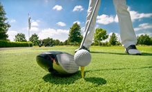 18-Hole Round of Golf for Two or Four with Cart Rental at River's Bend Golf Club (Up to 58% Off)