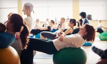 C$35 for Five Pre- or Post-Natal Fitness Classes at Baby & Me Fitness (C$95 Value)