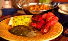 $30 for $60 Worth of Indian Cuisine at Salaam Bombay