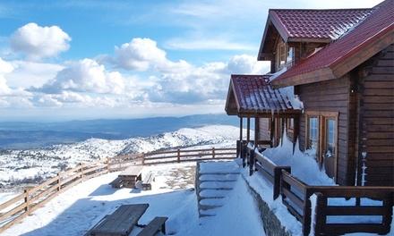 Chalés de Montanha — Serra da Estrela: 1, 2, 3 ou 5 noites para seis pessoas em chalé desde 75€